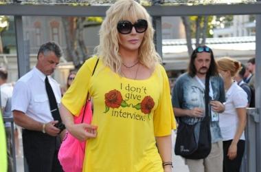 Ирина Билык удивила всех жесткой надписью на футболке (фото)