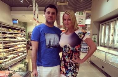Настя Волочкова сравнила любимого с домашним питомцем (фото)
