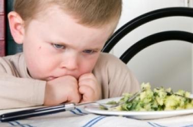 Почему ребенка нельзя заставлять есть даже полезные продукты