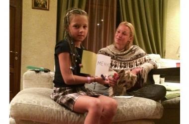 Волочкову осудили за постельное фото 8-летней дочери (фото)