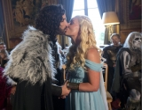 Мечты сбываются: необычная свадьба в стиле сериала «Игра престолов» (фото)