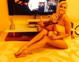 Яна Клочкова показала всем, как отдыхает в бане с подругами (фото)