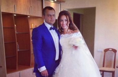 Ксения Бугримова показала фото с долгожданной свадьбы экс-холостячки (фото)