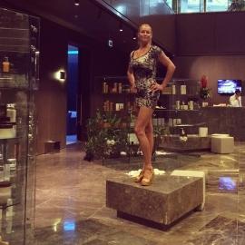 Волочкова показала божественные ноги и получила в ответ критику (фото)