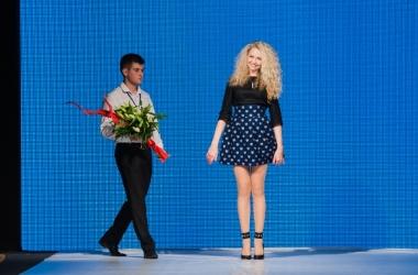 Анастасия Иванова представила коллекцию Spring/Summer 2015 на Kazakhstan Fashion Week
