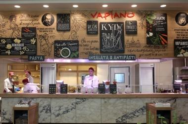 5 причин посетить новый ресторан Vapiano в Киеве
