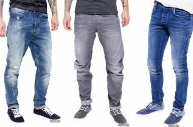 Вышла новая экоколлекция джинсов от G-Star RAW