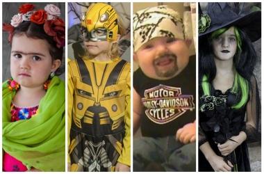Костюмы на Хэллоуин для детей своими руками: 20 ярких идей (фото)