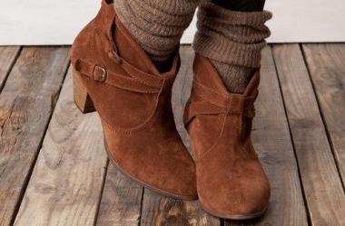 Как выбрать зимние сапоги: совет стилиста