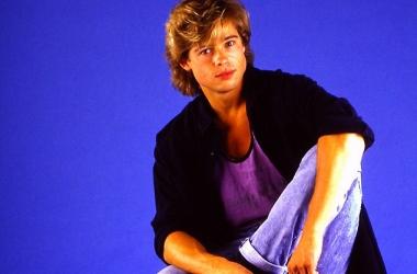 Молодой и сексуальный: уникальные фото 23-летнего Бреда Питта (фото)