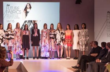 P&G Future Fabrics 2014. Модная волна