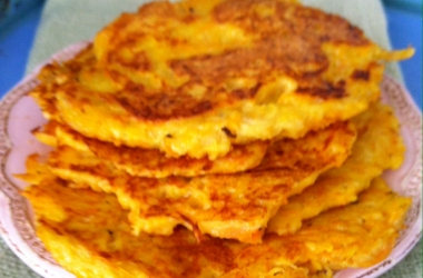 Оладьи из кабачков: удиви свекровь нашим рецептом (фото)