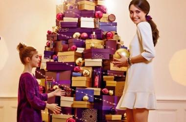 Новый год с ягодным вкусом:  новая коллекция Yves Rocher с ароматом лесных ягод