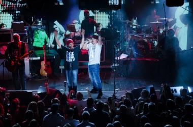 ТНМК презентовали альбом «Дзеркало» на концерте в Киеве
