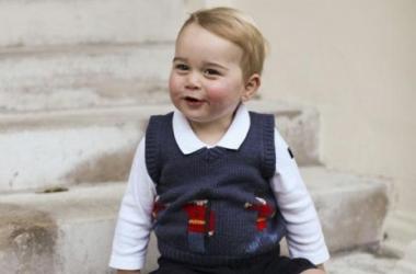 Фото подросшего сына принца Уильяма и Кейт Миддлтон Джорджа попали в сеть