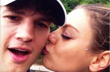 Эштон Катчер и Мила Кунис: поженились или пошутили?