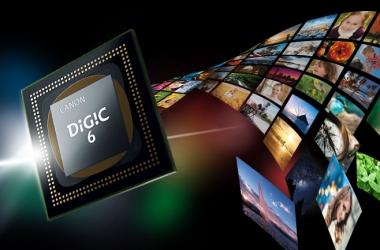Процессор изображения DIGIC - мощный компьютер в вашей камере