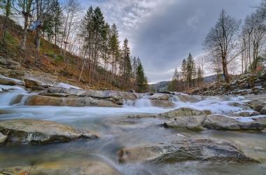 «Знайдено в Україні»: выбираем топ-10 мест для зимнего отдыха в Украине