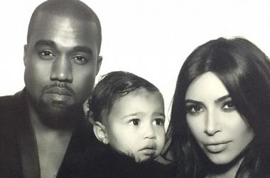Ким Кардашьян и Канье Уэст ждут второго ребенка