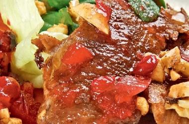Топ-3  рождественских блюда с индейкой: быстро, вкусно, недорого (рецепты с фото)