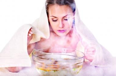 Как распарить лицо: все о паровых ванночках для кожи