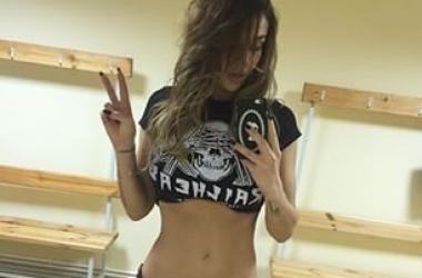 Алена Водонаева показала оригинальную татуировку (фото)