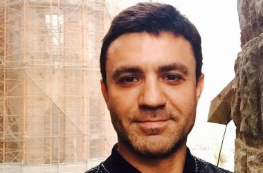 Николай Тищенко оголил свой мощный накачанный торс