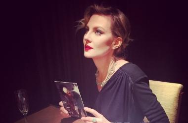 Рената Литвинова показала свою новую картину (фото)