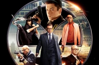 Шпионский экшен «Kingsman: Тайная служба» с Колином Фертом в украинском прокате с 12 февраля (трейлер)