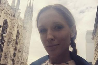 Катя Осадчая: какое платье выбрала телеведущая для Верховной Рады
