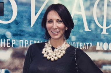 Алика Смехова с подругами на премьере нашумевшего фильма Левиафан