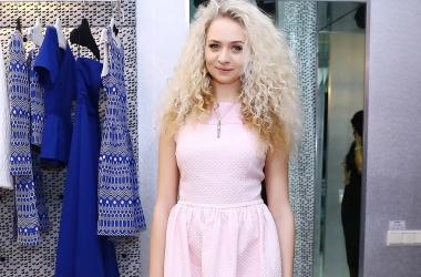 Мода весна 2015: Анастасия Иванова  представила в Киеве новую весеннюю коллекцию
