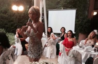 Наталья Правдина  показала символ Энергии Изобилия