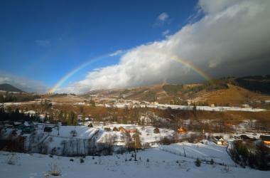 Куда поехать на День влюбленных 14 февраля: 5 мест для романтического отдыха в Украине (фото)