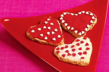 День Святого Валентина 2015: лучшие экономные десерты на 14 февраля - вкусные валентинки своими руками