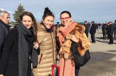 Эвелина Бледанс: ты вряд ли узнаешь телеведущую из этих двух женщин