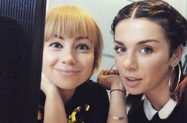 Анна Седокова выбрала новый имидж