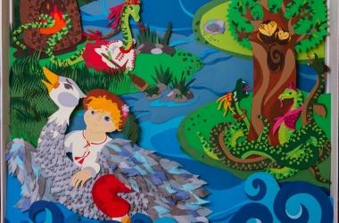 Выставка, посвященная украинским сказкам, откроется 14 марта в Киеве