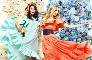 Мода весна лето 2015: что будет модно в новом сезоне - смотри коллекцию Андре Тана (фото)