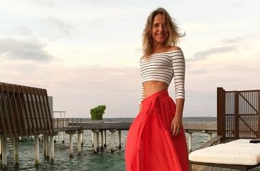 Юлия Ковальчук показала идеальное тело в бикини