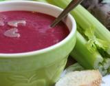 Великий пост 2015: вкуснейший суп-пюре из свеклы и сельдерея