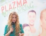 Любители спорта встретили весну в ТРК PLAZMA