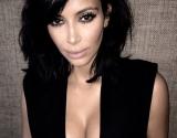 Ким Кардашьян соблазняет мужа роскошным бюстом через Instagram