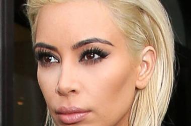 Сюрприз: Ким Кардашьян теперь блондинка!
