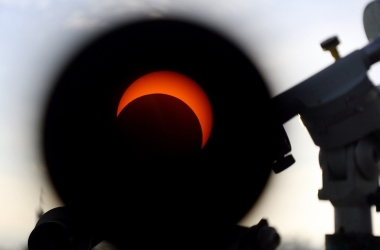 Солнечное затмение 20 марта 2015: кто увидит и как будет происходить