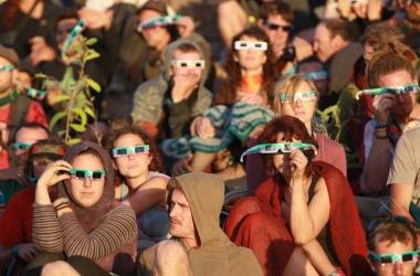 20 марта солнечное затмение Украина может не увидеть
