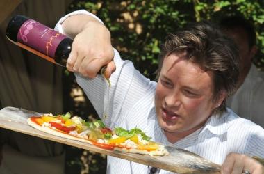 Лучший рецепт пиццы от учителя Джейми Оливера! Видео