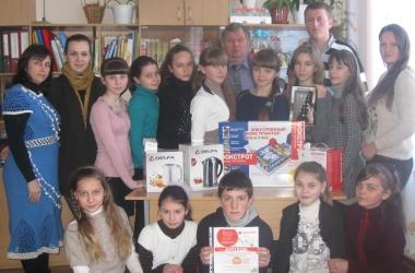 Конкурс ЭКОкласс: школьники Николаевщины победили в номинации Экодизайн