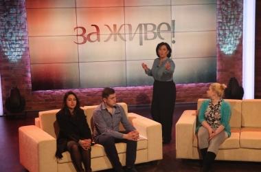 Медицинское ток-шоу «За живе!» запускает телеканал СТБ с 6 апреля
