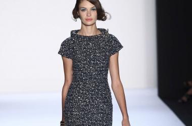 С чем носить платье-футляр? (фото)